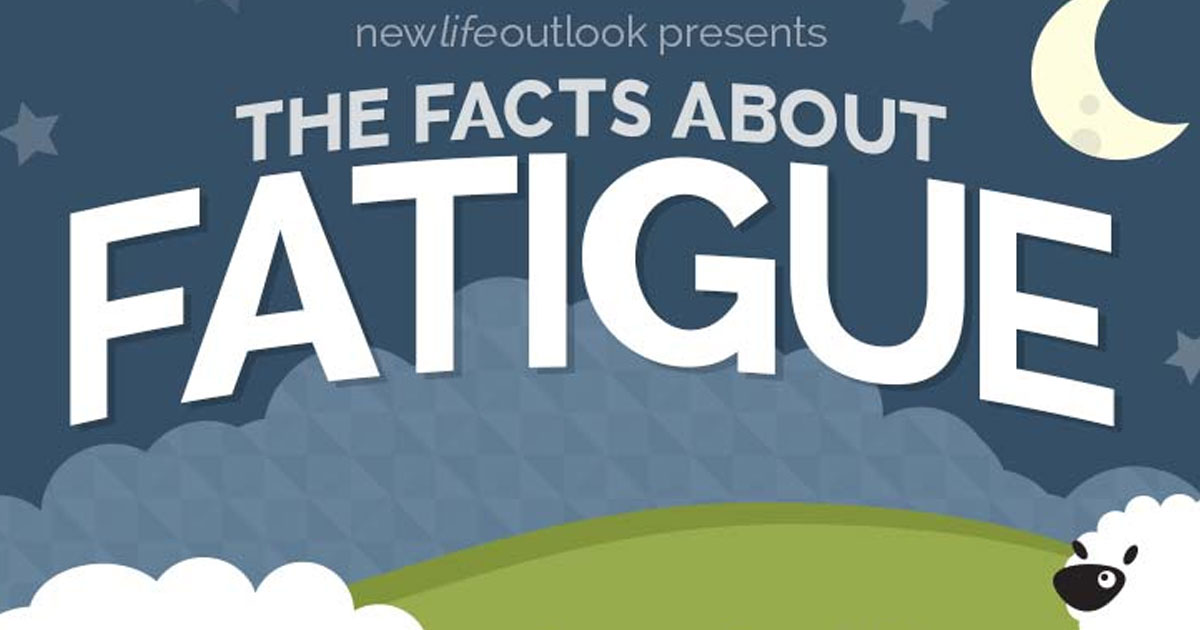 Your Diabetic Fatigue: New Life Outlook Type 1 Diabetes Infographic
