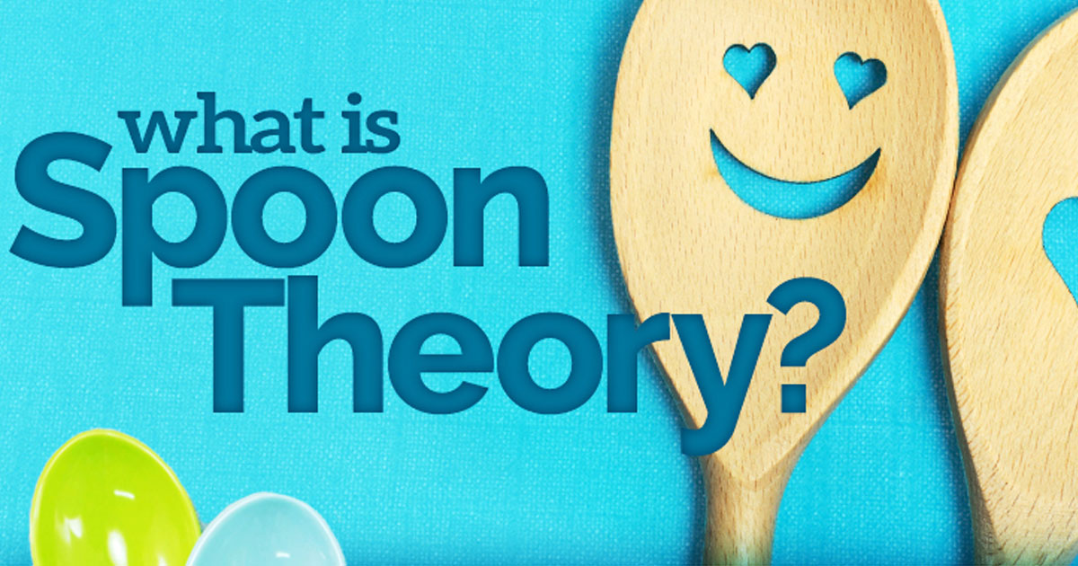 type 2 diabetes spoon theory infographic: New Life Outlook Type 2 Diabetes Infographic