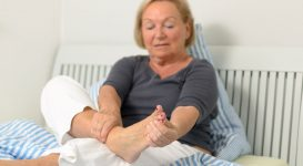 Six Strategies for Coping With Diabetes Foot Pain